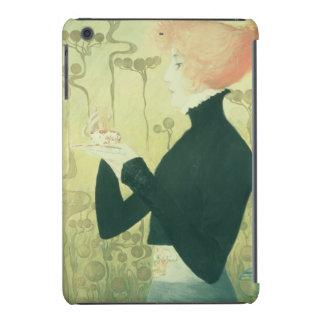 Portrait of Sarah Bernhardt iPad Mini Retina Cases