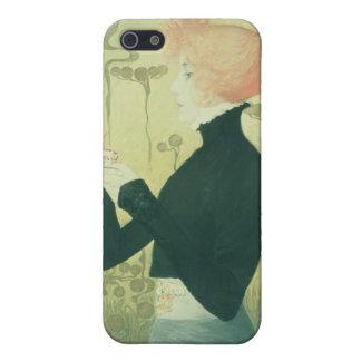 Portrait of Sarah Bernhardt iPhone 5/5S Cover