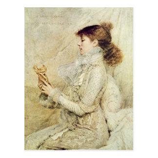 Portrait of Sarah Bernhardt Postcards