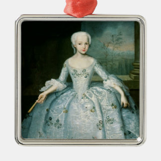 Portrait of Sarah Eleonor Fermor  1749-50 Metal Ornament