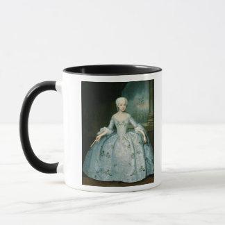 Portrait of Sarah Eleonor Fermor  1749-50 Mug