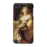 Portrait of Saskia as Flora by Rembrandt iPod Touch (5th Generation) Covers