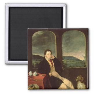 Portrait of Schubert Magnet
