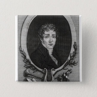 Portrait of Sebastian-Roch Nicolas Button