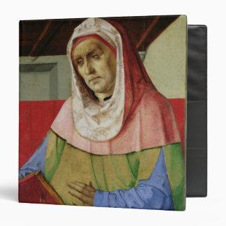 Portrait of Seneca  c.1475 Vinyl Binder