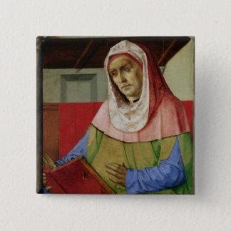 Portrait of Seneca  c.1475 Button