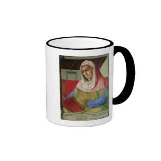 Portrait of Seneca  c.1475 Ringer Mug