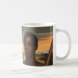 Portrait of Sengbe Pieh Coffee Mug