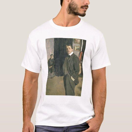 Portrait of Sergei Pavlovich Diaghilev T-Shirt