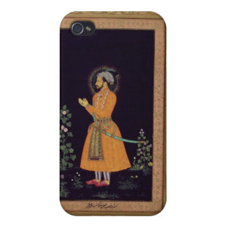 Portrait of Shah Jahan (1592-1666) Mughal, c.1632 Case For iPhone 4