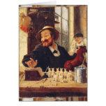 Portrait of Shaunard, or Shanne Greeting Card