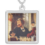 Portrait of Shaunard, or Shanne Personalized Necklace