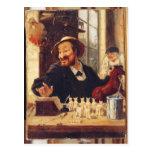 Portrait of Shaunard, or Shanne Post Cards