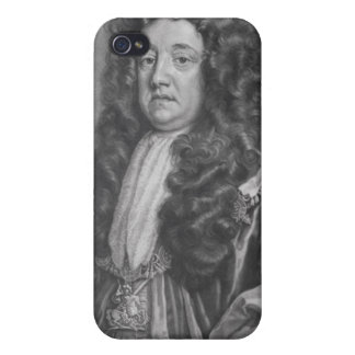 Portrait of Sidney Godolphin Cover For iPhone 4
