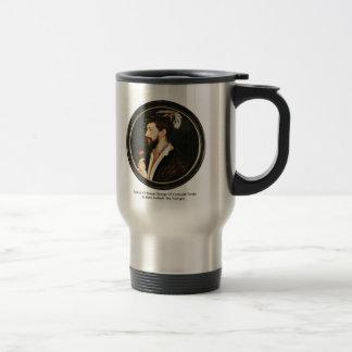 Portrait Of Simon George Of Cornwall Tondo Mug