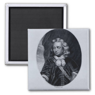 Portrait of Sir Christopher Minns Refrigerator Magnet