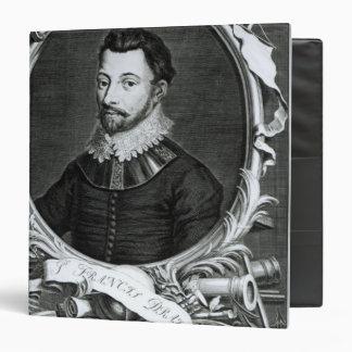 Portrait of Sir Francis Drake Binders