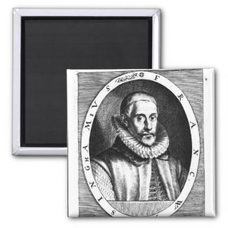 Portrait of Sir Francis Walsingham Magnet