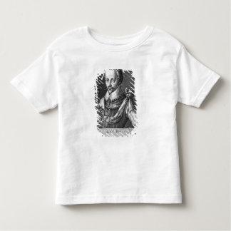 Portrait of Sir Humphrey Gilbert Toddler T-shirt