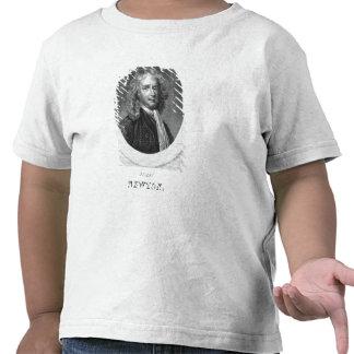 Portrait of Sir Isaac Newton Shirt