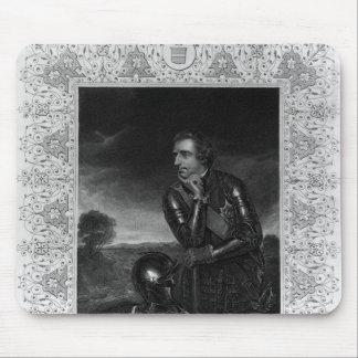 Portrait of Sir Jeffrey Amherst Mouse Pad