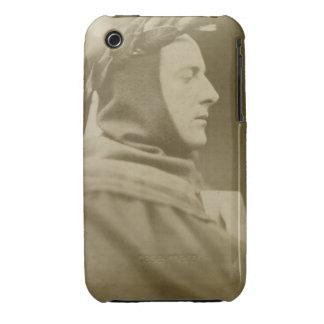 Portrait of Sir John Everett Millais (1829-96) Dre iPhone 3 Case