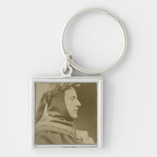 Portrait of Sir John Everett Millais (1829-96) Dre Keychain