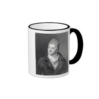 Portrait of Sir John Soane Ringer Mug