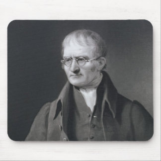 Portrait of Sir Joseph Thomson Mouse Pad