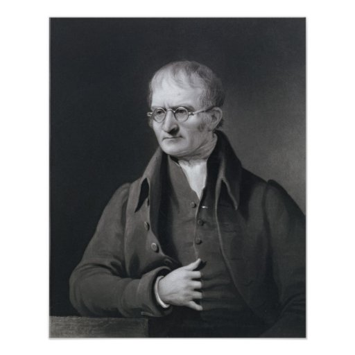 Portrait of Sir Joseph Thomson Poster