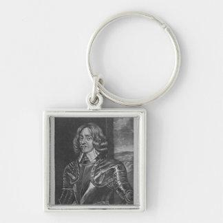 Portrait of Sir Philip Stapleton Keychain