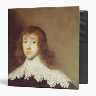 Portrait of Sir Ralph Verney Binder