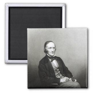 Portrait of Sir Richard Owen Magnet