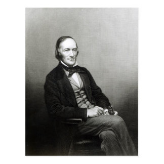 Portrait of Sir Richard Owen Postcard