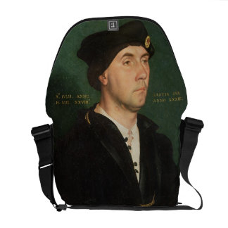 Portrait of Sir Richard Southwell (1504-64) 1536 ( Courier Bag