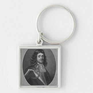 Portrait of Sir Richard Stainer Keychain
