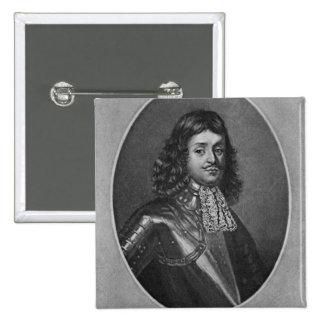 Portrait of Sir Richard Stainer Pins