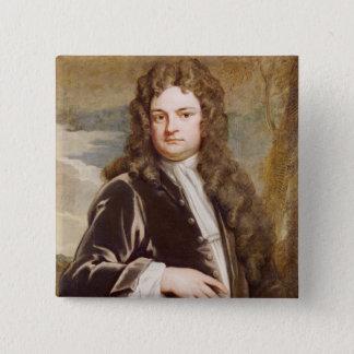 Portrait of Sir Richard Steele  1711 Button