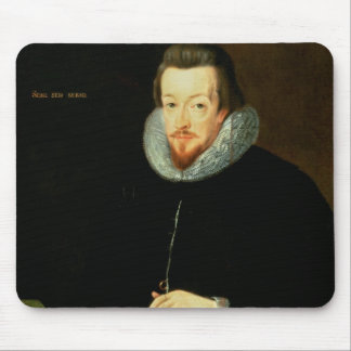 Portrait of Sir Robert Cecil (1563-1612) 1st Visco Mouse Pad