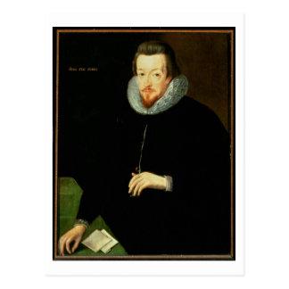 Portrait of Sir Robert Cecil (1563-1612) 1st Visco Postcard