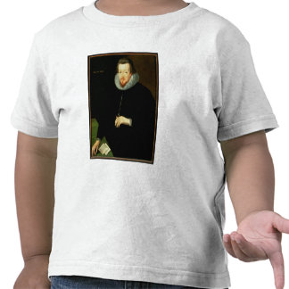 Portrait of Sir Robert Cecil 1563-1612 1st Visco T-shirt