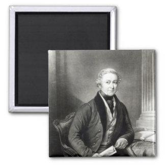 Portrait of Sir Robert Peel Magnet