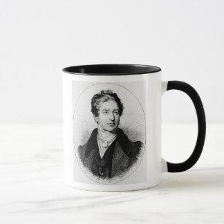 Portrait of Sir Robert Peel Mug