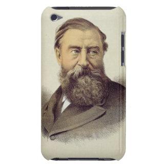 Portrait of Sir Samuel Baker (1821-93) (colour lit iPod Touch Case