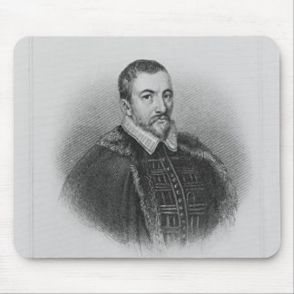 Portrait of Sir Thomas Bodley Mouse Pad