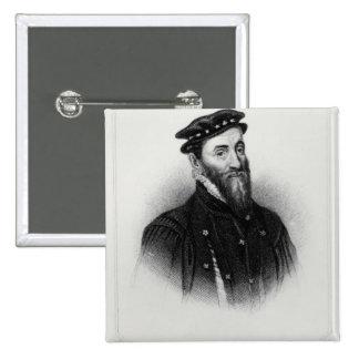 Portrait of Sir Thomas Gresham Button