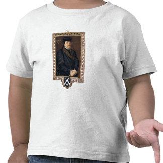 Portrait of Sir Thomas Gresham (c.1519-79) from 'M T-shirts