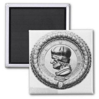 Portrait of Sir Thomas Lovell Magnet