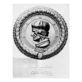 Portrait of Sir Thomas Lovell Postcard