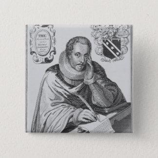 Portrait of Sir Thomas Overbury Button